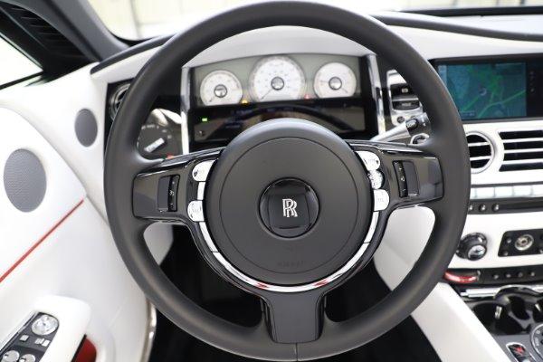 Used 2016 Rolls-Royce Dawn for sale Sold at Rolls-Royce Motor Cars Greenwich in Greenwich CT 06830 23