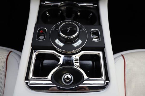 Used 2016 Rolls-Royce Dawn for sale Sold at Rolls-Royce Motor Cars Greenwich in Greenwich CT 06830 25