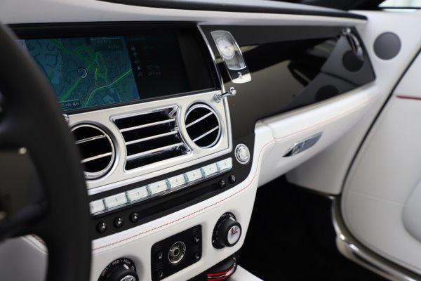 Used 2016 Rolls-Royce Dawn for sale Sold at Rolls-Royce Motor Cars Greenwich in Greenwich CT 06830 26