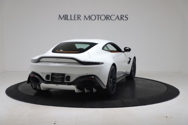 New 2020 Aston Martin Vantage Coupe for sale Sold at Rolls-Royce Motor Cars Greenwich in Greenwich CT 06830 16
