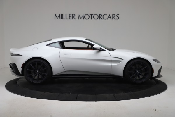 New 2020 Aston Martin Vantage Coupe for sale Sold at Rolls-Royce Motor Cars Greenwich in Greenwich CT 06830 21