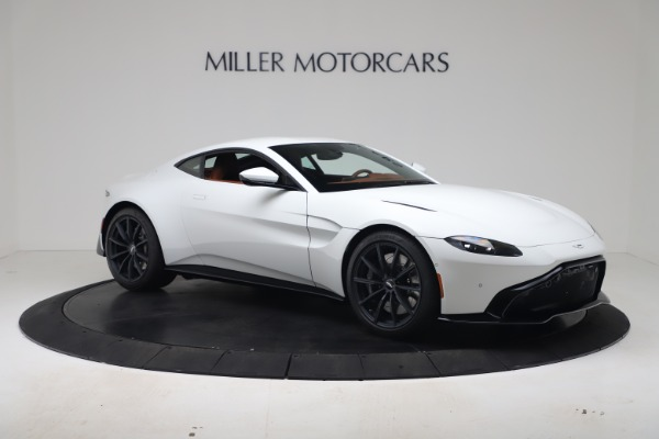 New 2020 Aston Martin Vantage Coupe for sale Sold at Rolls-Royce Motor Cars Greenwich in Greenwich CT 06830 22