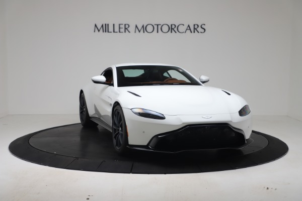 New 2020 Aston Martin Vantage Coupe for sale Sold at Rolls-Royce Motor Cars Greenwich in Greenwich CT 06830 24