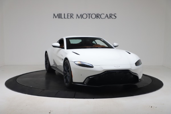 New 2020 Aston Martin Vantage Coupe for sale Sold at Rolls-Royce Motor Cars Greenwich in Greenwich CT 06830 25
