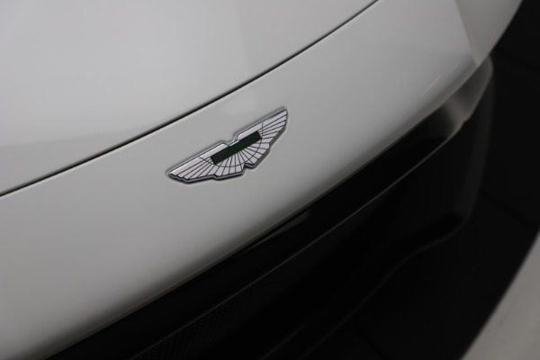 New 2020 Aston Martin Vantage Coupe for sale Sold at Rolls-Royce Motor Cars Greenwich in Greenwich CT 06830 27