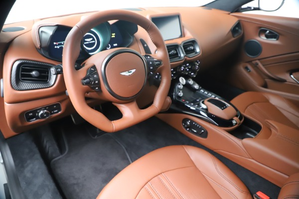 New 2020 Aston Martin Vantage Coupe for sale Sold at Rolls-Royce Motor Cars Greenwich in Greenwich CT 06830 28