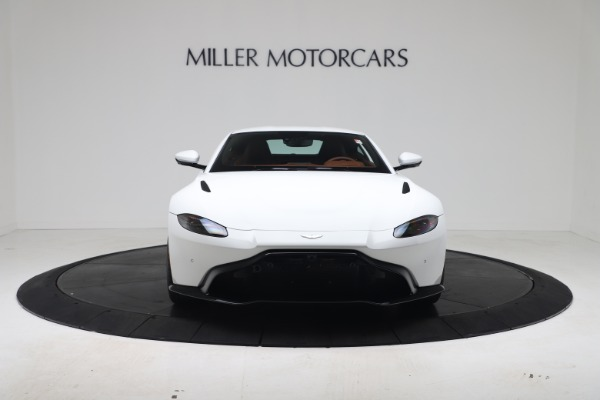 New 2020 Aston Martin Vantage Coupe for sale Sold at Rolls-Royce Motor Cars Greenwich in Greenwich CT 06830 4