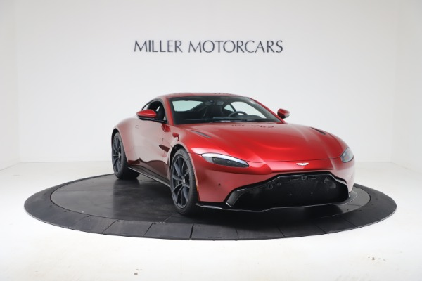 New 2020 Aston Martin Vantage Coupe for sale $195,459 at Rolls-Royce Motor Cars Greenwich in Greenwich CT 06830 10