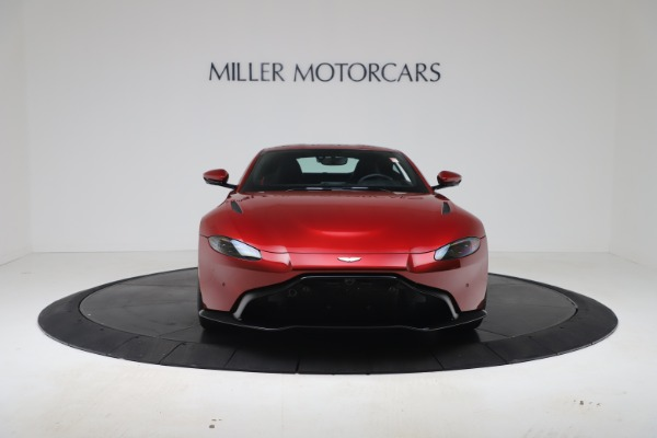 New 2020 Aston Martin Vantage Coupe for sale $195,459 at Rolls-Royce Motor Cars Greenwich in Greenwich CT 06830 11