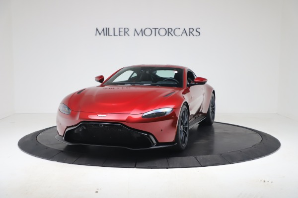 New 2020 Aston Martin Vantage Coupe for sale $195,459 at Rolls-Royce Motor Cars Greenwich in Greenwich CT 06830 12