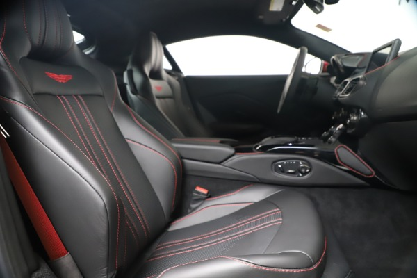 New 2020 Aston Martin Vantage Coupe for sale $195,459 at Rolls-Royce Motor Cars Greenwich in Greenwich CT 06830 18