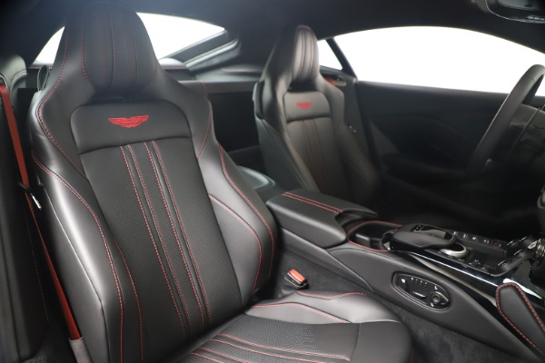 New 2020 Aston Martin Vantage Coupe for sale $195,459 at Rolls-Royce Motor Cars Greenwich in Greenwich CT 06830 19