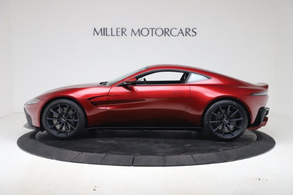 New 2020 Aston Martin Vantage Coupe for sale $195,459 at Rolls-Royce Motor Cars Greenwich in Greenwich CT 06830 2
