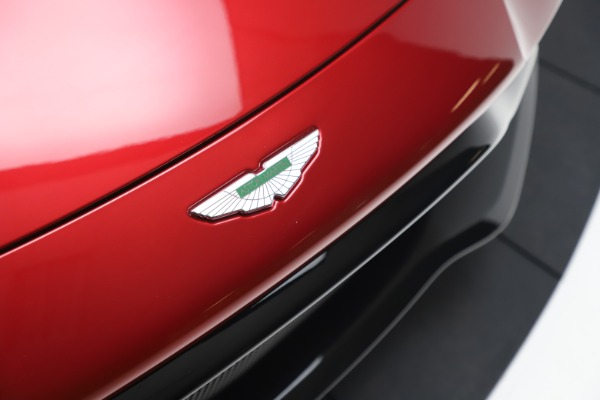 New 2020 Aston Martin Vantage Coupe for sale $195,459 at Rolls-Royce Motor Cars Greenwich in Greenwich CT 06830 22