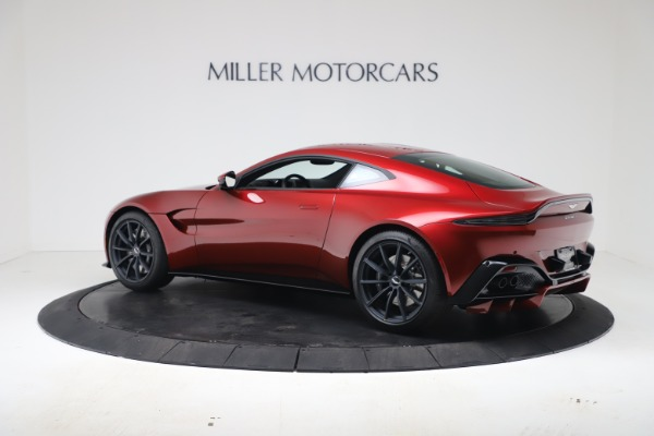 New 2020 Aston Martin Vantage Coupe for sale $195,459 at Rolls-Royce Motor Cars Greenwich in Greenwich CT 06830 3