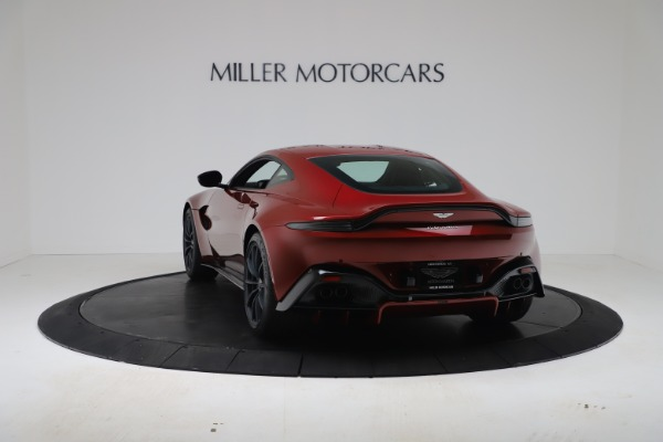 New 2020 Aston Martin Vantage Coupe for sale $195,459 at Rolls-Royce Motor Cars Greenwich in Greenwich CT 06830 4