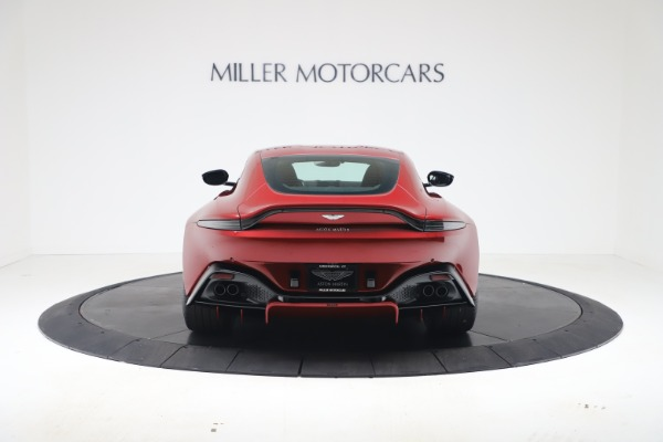 New 2020 Aston Martin Vantage Coupe for sale $195,459 at Rolls-Royce Motor Cars Greenwich in Greenwich CT 06830 5