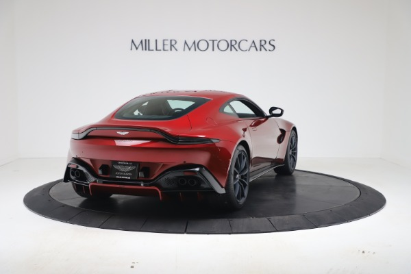 New 2020 Aston Martin Vantage Coupe for sale $195,459 at Rolls-Royce Motor Cars Greenwich in Greenwich CT 06830 6