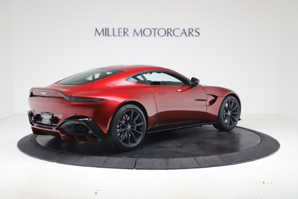 New 2020 Aston Martin Vantage Coupe for sale $195,459 at Rolls-Royce Motor Cars Greenwich in Greenwich CT 06830 7