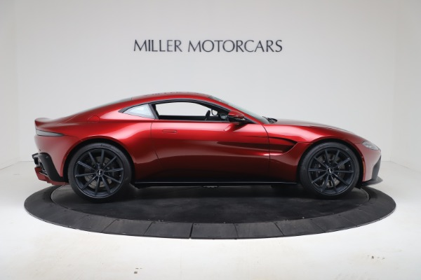 New 2020 Aston Martin Vantage Coupe for sale $195,459 at Rolls-Royce Motor Cars Greenwich in Greenwich CT 06830 8
