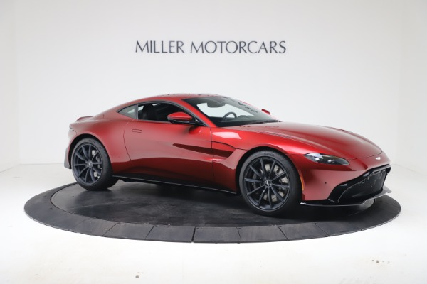 New 2020 Aston Martin Vantage Coupe for sale $195,459 at Rolls-Royce Motor Cars Greenwich in Greenwich CT 06830 9