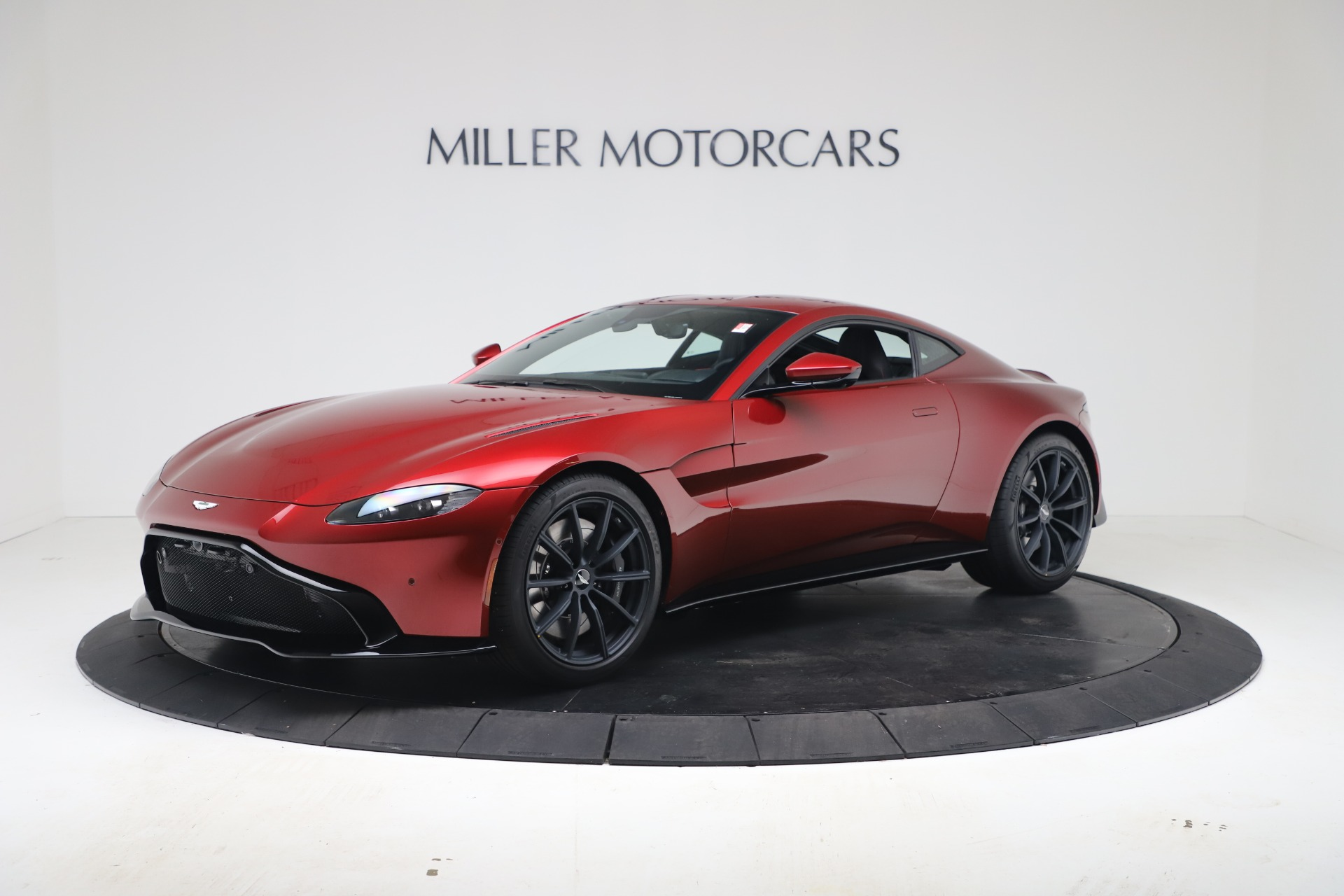 New 2020 Aston Martin Vantage Coupe for sale $195,459 at Rolls-Royce Motor Cars Greenwich in Greenwich CT 06830 1