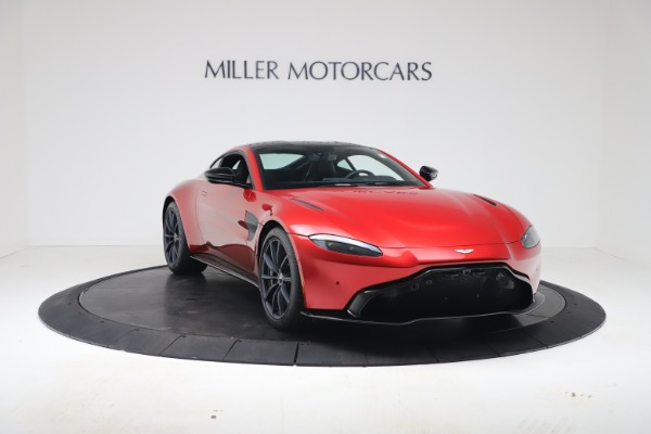 New 2020 Aston Martin Vantage Coupe for sale $195,089 at Rolls-Royce Motor Cars Greenwich in Greenwich CT 06830 10