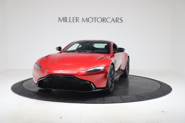 New 2020 Aston Martin Vantage Coupe for sale $195,089 at Rolls-Royce Motor Cars Greenwich in Greenwich CT 06830 12