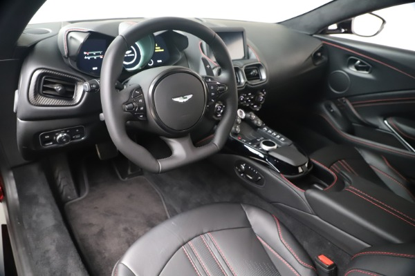 New 2020 Aston Martin Vantage Coupe for sale $195,089 at Rolls-Royce Motor Cars Greenwich in Greenwich CT 06830 13