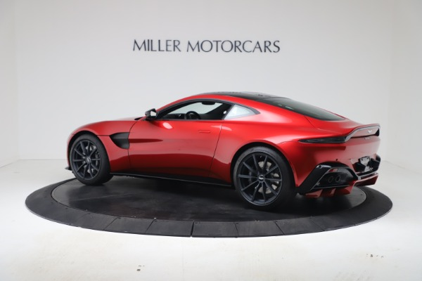 New 2020 Aston Martin Vantage Coupe for sale $195,089 at Rolls-Royce Motor Cars Greenwich in Greenwich CT 06830 3