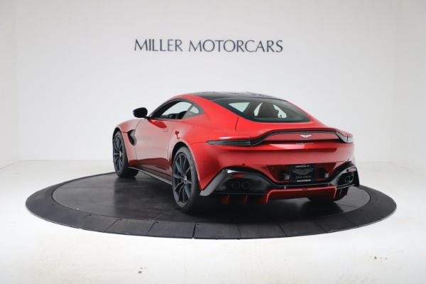New 2020 Aston Martin Vantage Coupe for sale $195,089 at Rolls-Royce Motor Cars Greenwich in Greenwich CT 06830 4