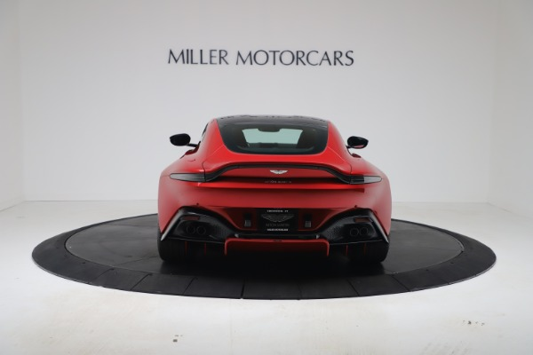 New 2020 Aston Martin Vantage Coupe for sale $195,089 at Rolls-Royce Motor Cars Greenwich in Greenwich CT 06830 5