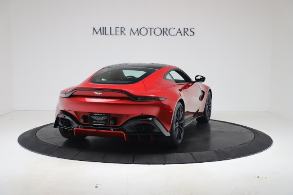 New 2020 Aston Martin Vantage Coupe for sale $195,089 at Rolls-Royce Motor Cars Greenwich in Greenwich CT 06830 6
