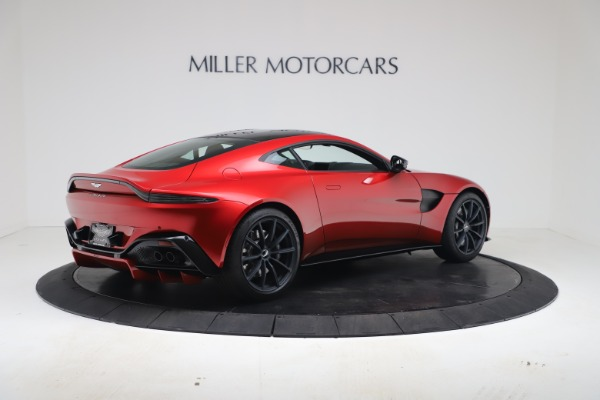 New 2020 Aston Martin Vantage Coupe for sale $195,089 at Rolls-Royce Motor Cars Greenwich in Greenwich CT 06830 7