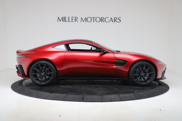 New 2020 Aston Martin Vantage Coupe for sale $195,089 at Rolls-Royce Motor Cars Greenwich in Greenwich CT 06830 8