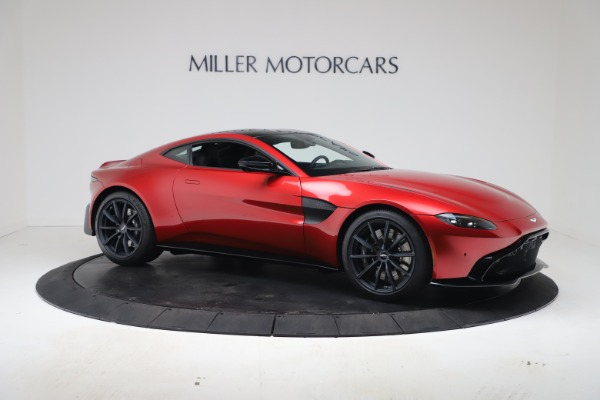 New 2020 Aston Martin Vantage Coupe for sale $195,089 at Rolls-Royce Motor Cars Greenwich in Greenwich CT 06830 9