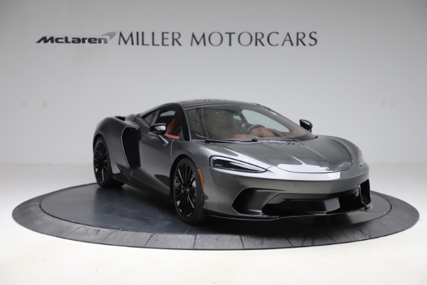 New 2020 McLaren GT Coupe for sale $247,275 at Rolls-Royce Motor Cars Greenwich in Greenwich CT 06830 10
