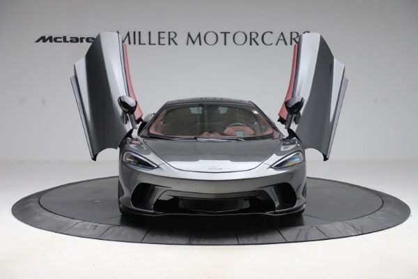 New 2020 McLaren GT Coupe for sale $247,275 at Rolls-Royce Motor Cars Greenwich in Greenwich CT 06830 12