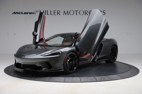 New 2020 McLaren GT Coupe for sale $247,275 at Rolls-Royce Motor Cars Greenwich in Greenwich CT 06830 13