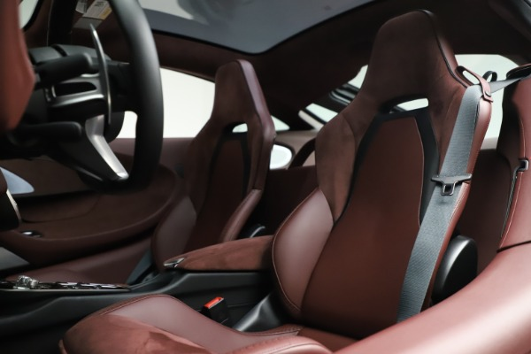 New 2020 McLaren GT Coupe for sale $247,275 at Rolls-Royce Motor Cars Greenwich in Greenwich CT 06830 17