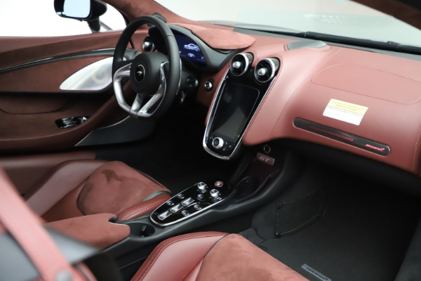 New 2020 McLaren GT Coupe for sale $247,275 at Rolls-Royce Motor Cars Greenwich in Greenwich CT 06830 18