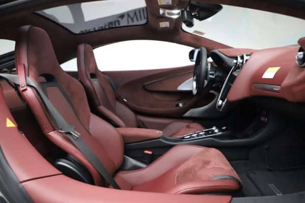 New 2020 McLaren GT Coupe for sale $247,275 at Rolls-Royce Motor Cars Greenwich in Greenwich CT 06830 19