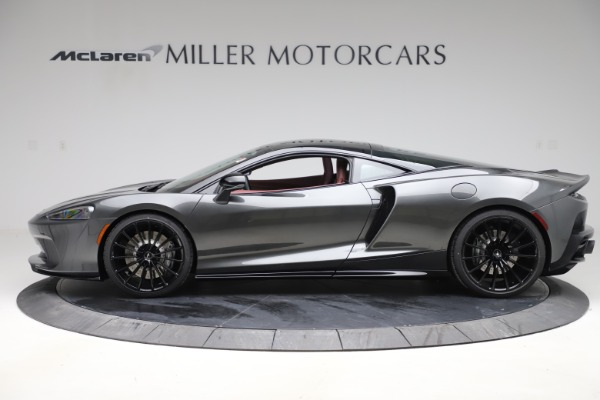 New 2020 McLaren GT Coupe for sale $247,275 at Rolls-Royce Motor Cars Greenwich in Greenwich CT 06830 2
