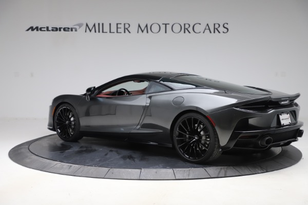New 2020 McLaren GT Coupe for sale $247,275 at Rolls-Royce Motor Cars Greenwich in Greenwich CT 06830 3