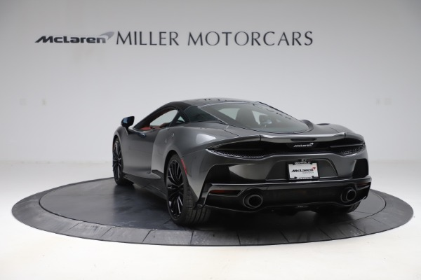 New 2020 McLaren GT Coupe for sale $247,275 at Rolls-Royce Motor Cars Greenwich in Greenwich CT 06830 4