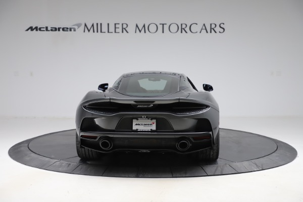 New 2020 McLaren GT Coupe for sale $247,275 at Rolls-Royce Motor Cars Greenwich in Greenwich CT 06830 5