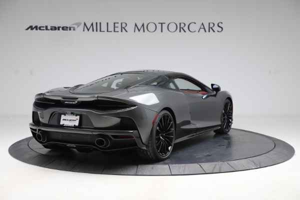 New 2020 McLaren GT Coupe for sale $247,275 at Rolls-Royce Motor Cars Greenwich in Greenwich CT 06830 6