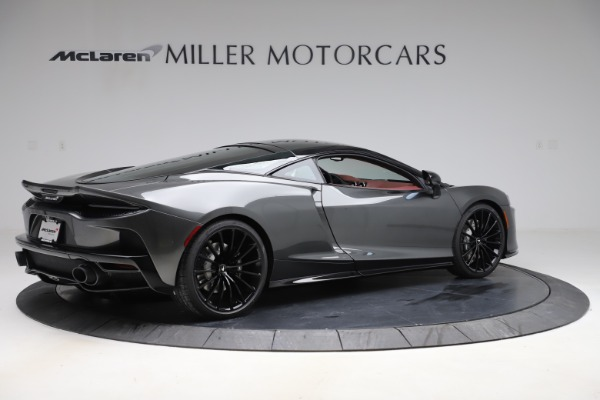 New 2020 McLaren GT Coupe for sale $247,275 at Rolls-Royce Motor Cars Greenwich in Greenwich CT 06830 7