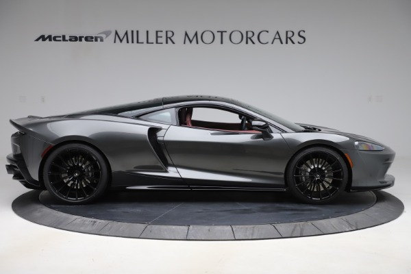 New 2020 McLaren GT Coupe for sale $247,275 at Rolls-Royce Motor Cars Greenwich in Greenwich CT 06830 8