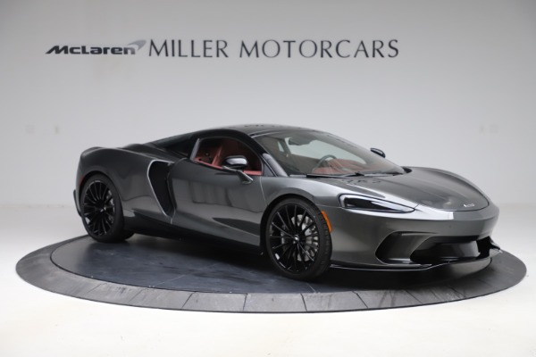 New 2020 McLaren GT Coupe for sale $247,275 at Rolls-Royce Motor Cars Greenwich in Greenwich CT 06830 9